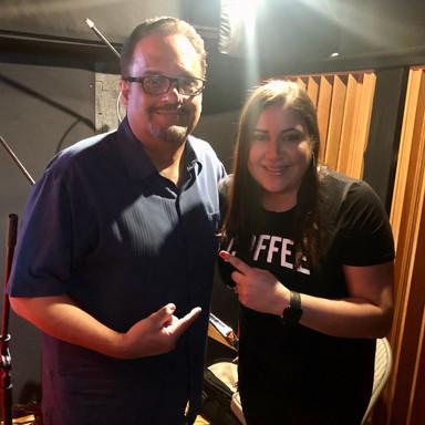 With Jimmie Morales, Gilberto Santa Rosa's Congero