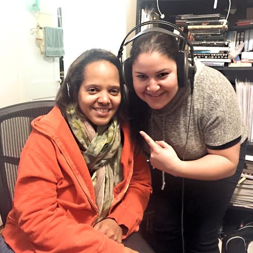 With Terri Lyne Carrington