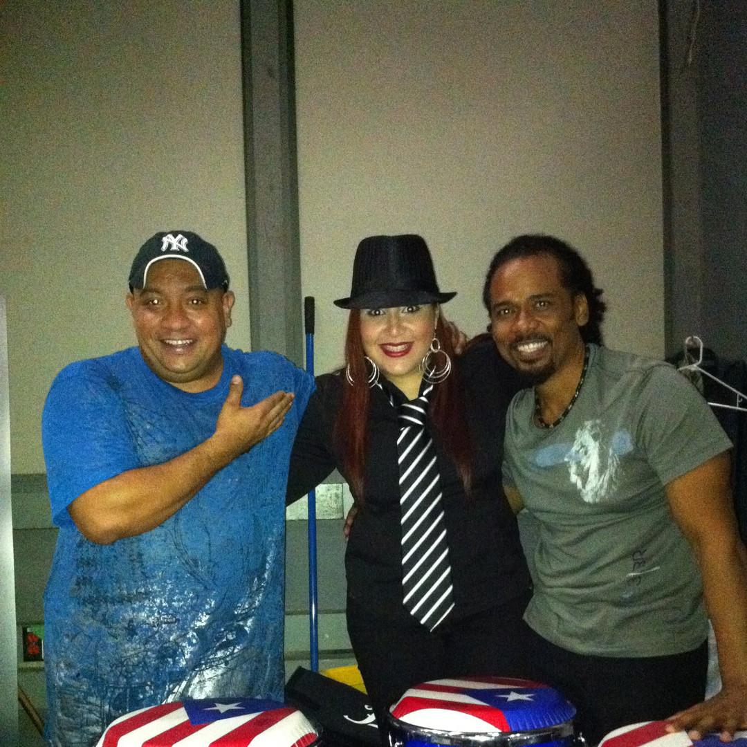 Richie Flores and Paoli Mejias