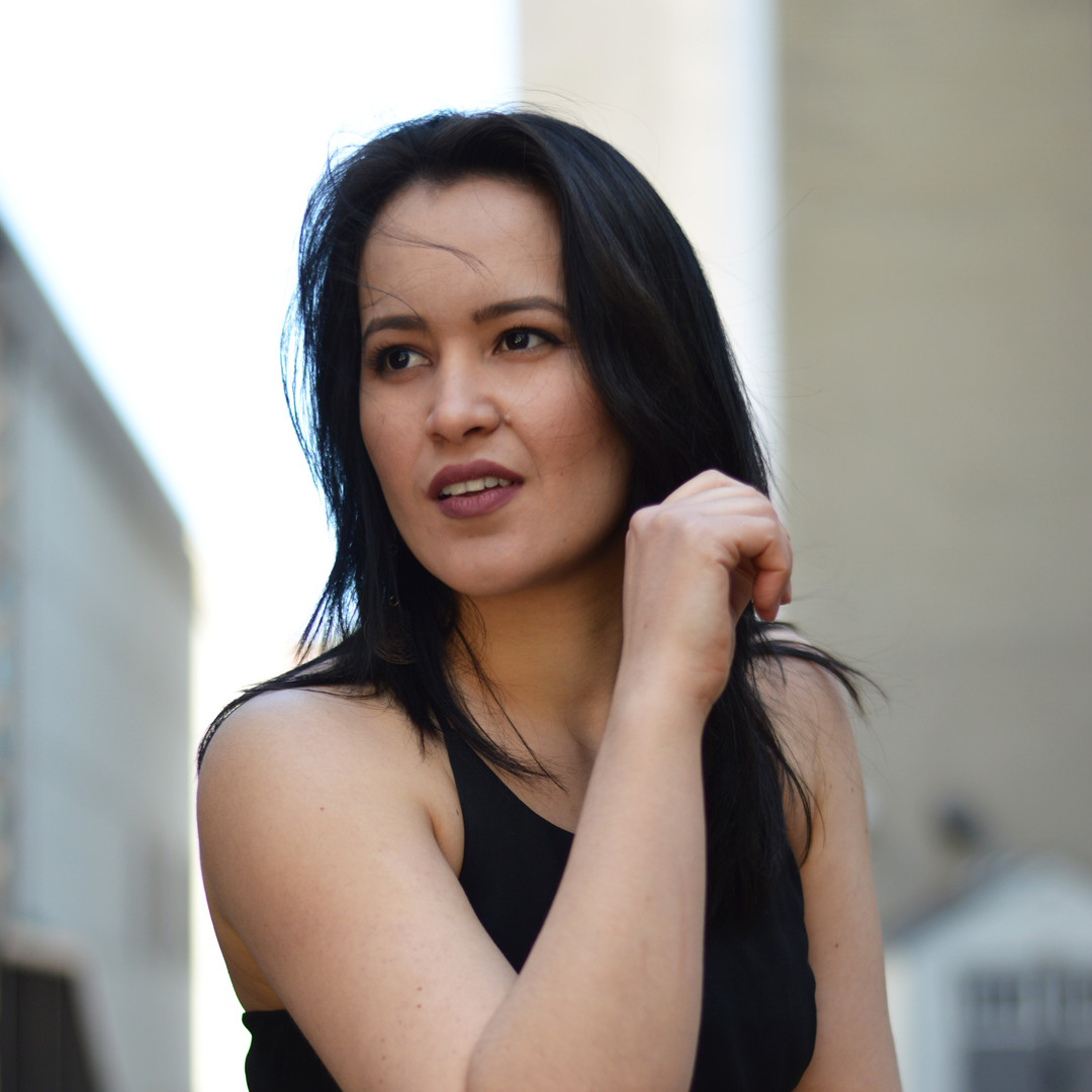 Irisley Gomez (bassist/vocals)