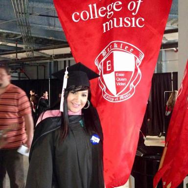 Berklee Graduation-2013