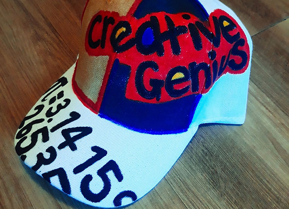 Creative Genius hat