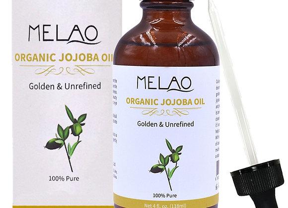 100% Natural Essential Oil Jojoba Oil Shrink Pores Nourish Skin Moisturize