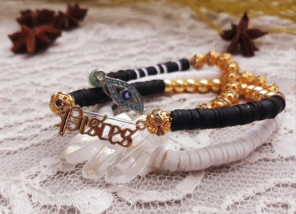 18k Gold Plated Pisces Bracelets