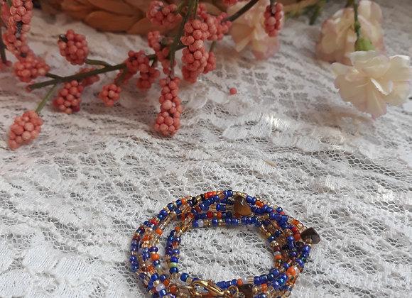 """""""Queen"""" waist beads"""