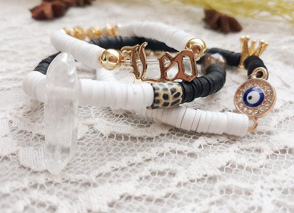 18k Gold Plated Leo Zodiac Bracelets