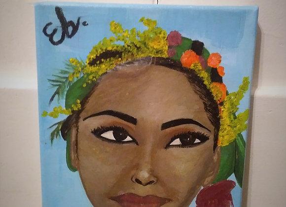 Sade Portrait