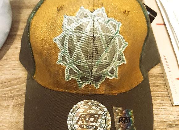Heart chakra hat