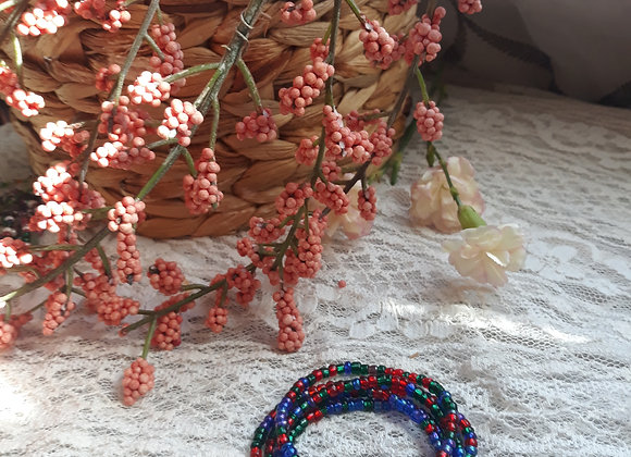 """Primary"" waist beads"