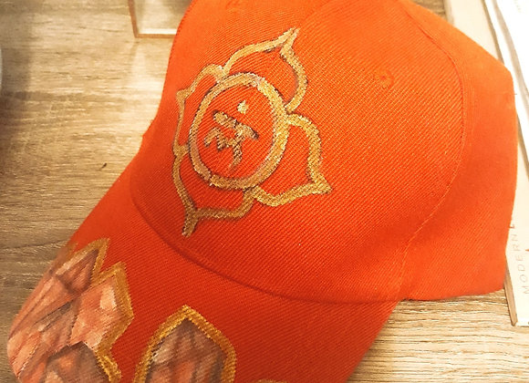 Root Chakra hat
