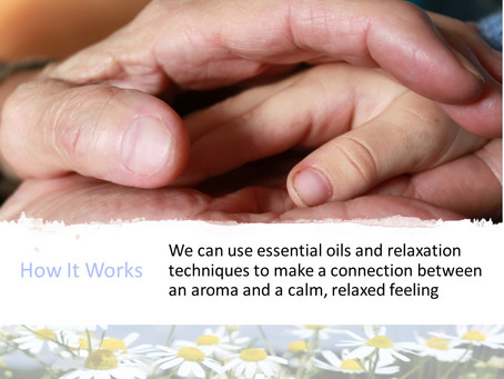 Essential Oils Promoting Calm