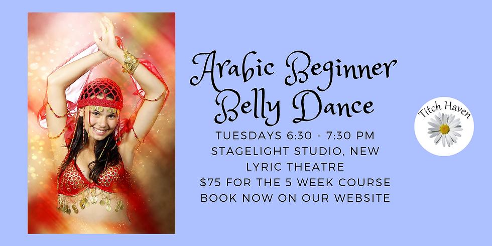 Arabic Beginner Belly Dance Term 4 2020