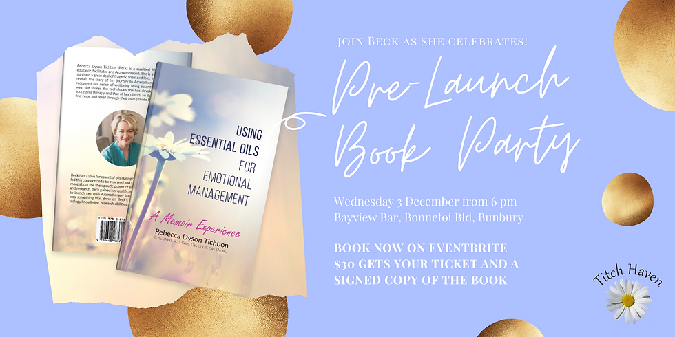 Celebrate our Book Launch Party