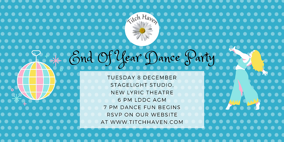 End Of Year Dance Party