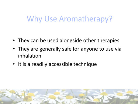 Why Use Aromatherapy for Emotional Support?