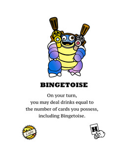 Bingetoise Web