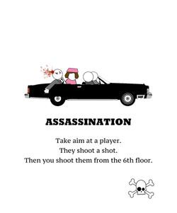 Assassin Web