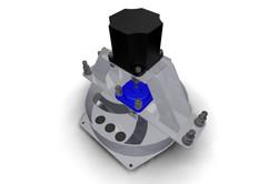 3D Проект ворошителя