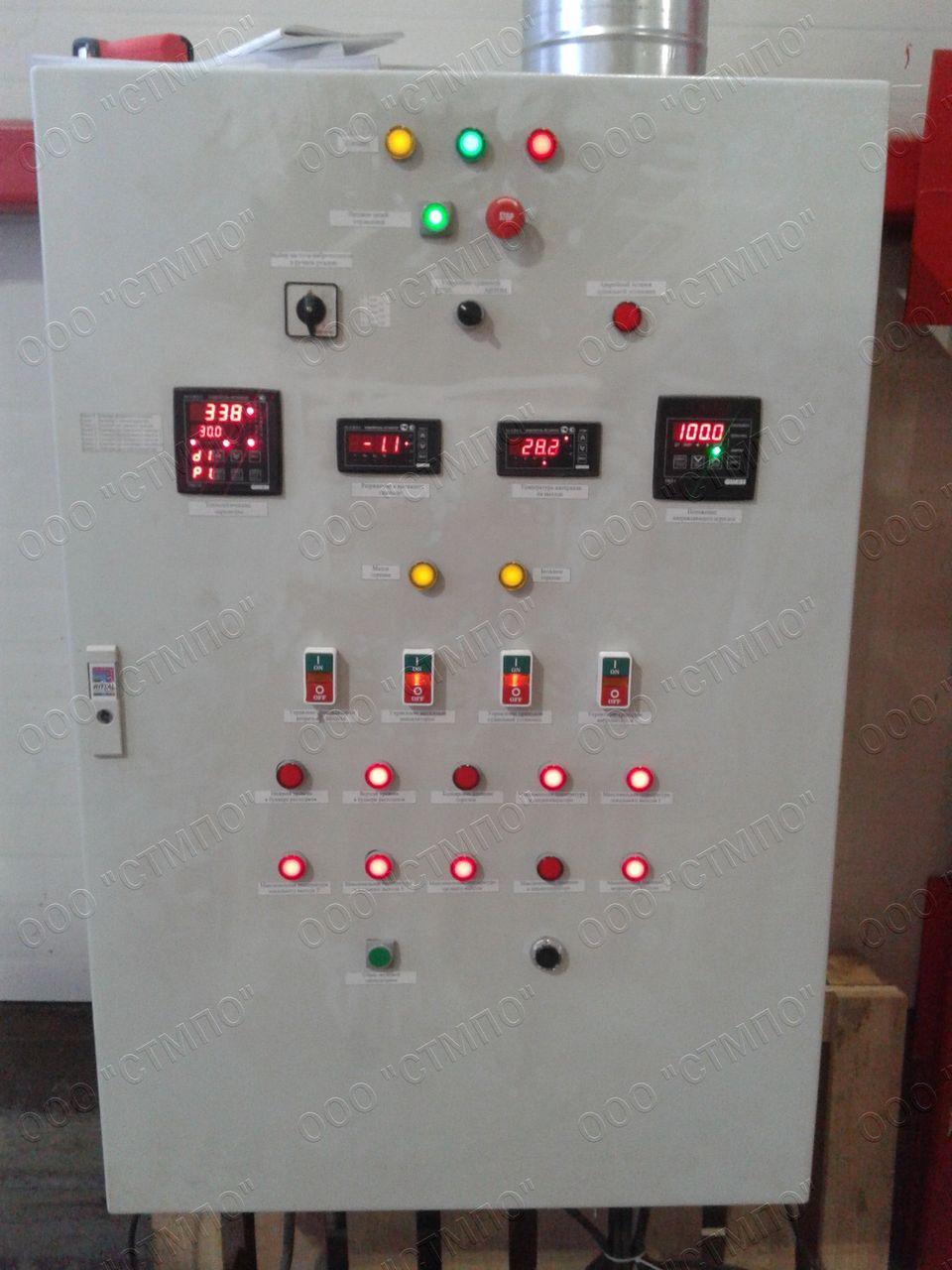 АСУ сушильного агрегата