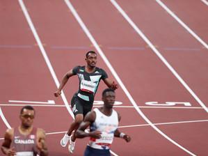 النوبي يسدل الستار على مشاركتنا بأولمبياد طوكيو