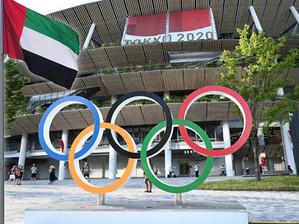 ختام مشاركة الإمارات في ألعاب طوكيو الأولمبية