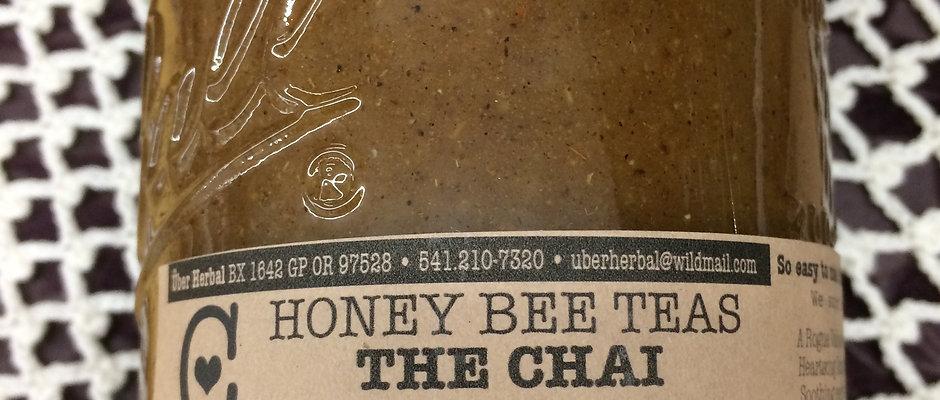 Honey Bee Tea: The Chai 8 oz.