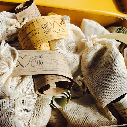 Heartsong Chai Teapot Bags