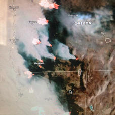 Oregon on Fire, The Almeda Fire burned our Valley.