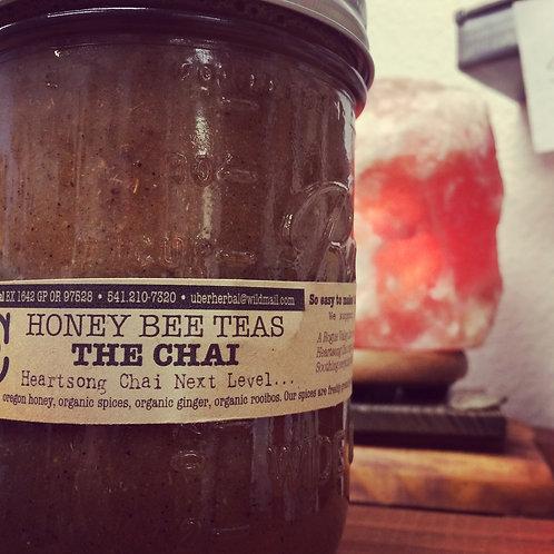 Honey Bee Tea: The Chai PINT