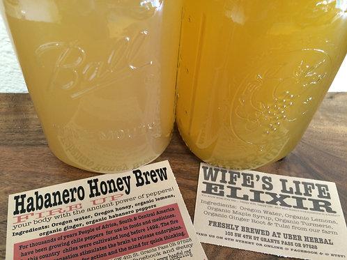 Habanero Honey Brew