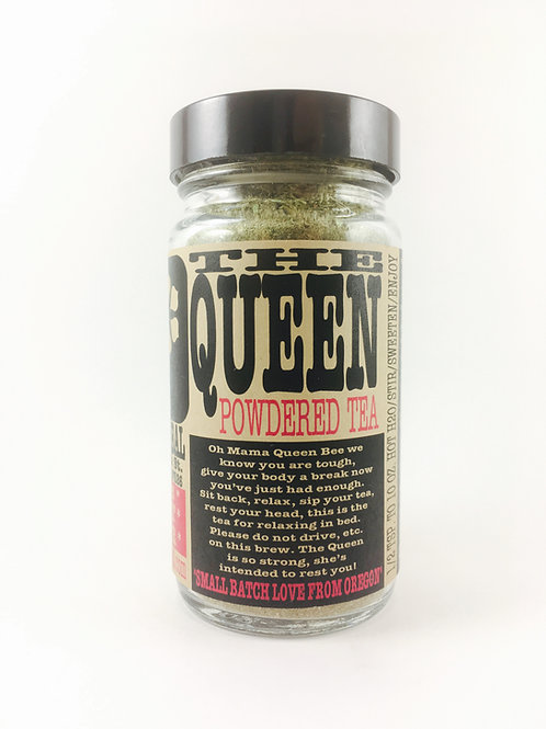 Queen Powdered Tea