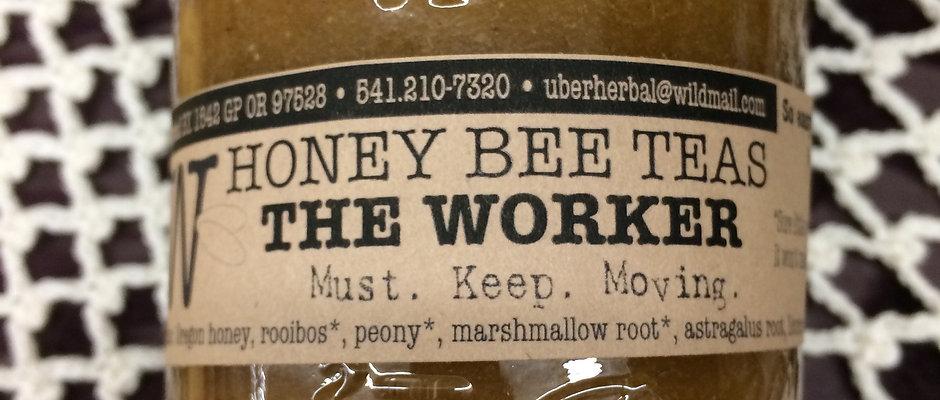 Honey Bee Tea: The Worker 8 oz.