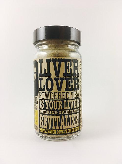 Liver Lover Powdered Tea