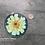 Thumbnail: Marigold Sticker