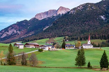 STEINBERG AM ROFAN, AUSTRIA