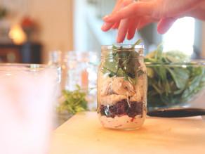 Mason Jar Meals 101: How do I make a mason jar meal?