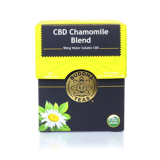 Buddha Teas CBD Chamomile Blend (5mg)