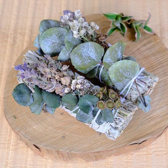 尤加利葉 X 薰衣草 X 白鼠尾草 Eucalyptus X Lavender X White Sage