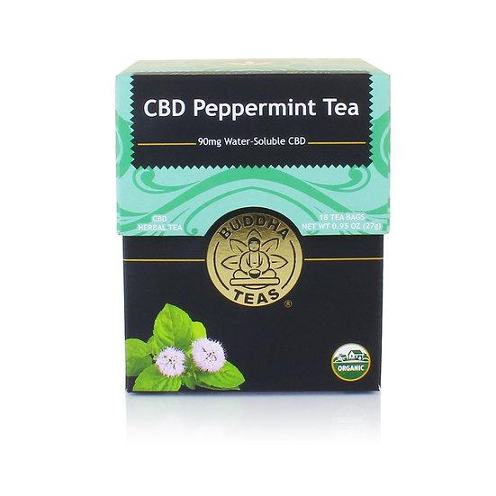 Buddha Teas CBD Peppermint Tea (5mg)