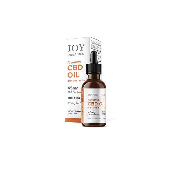 Joy Organics Oil Tinctures (1350mg) (4 Flavors)