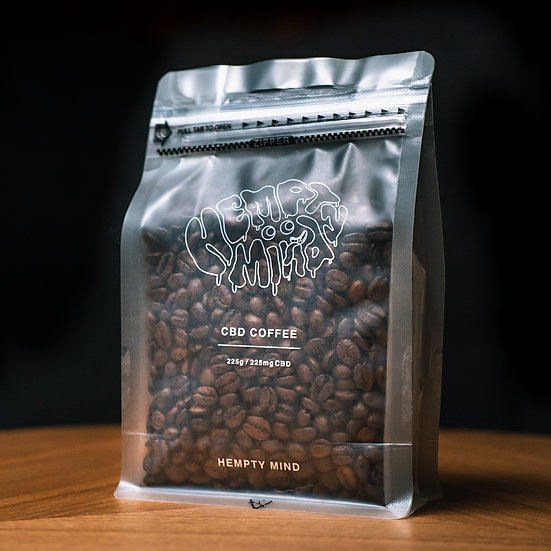 Hempty Mind Coffee Bean 225g (225mg)