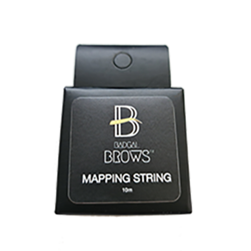 BADGAL Brows BLACK Mapping String (4 x 10m)