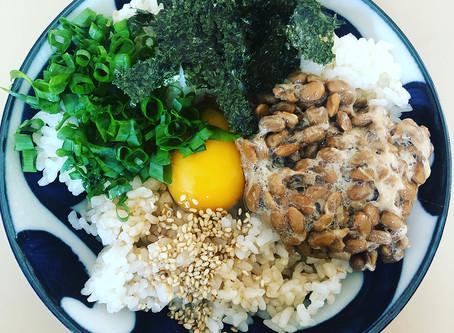 納豆が食べたい