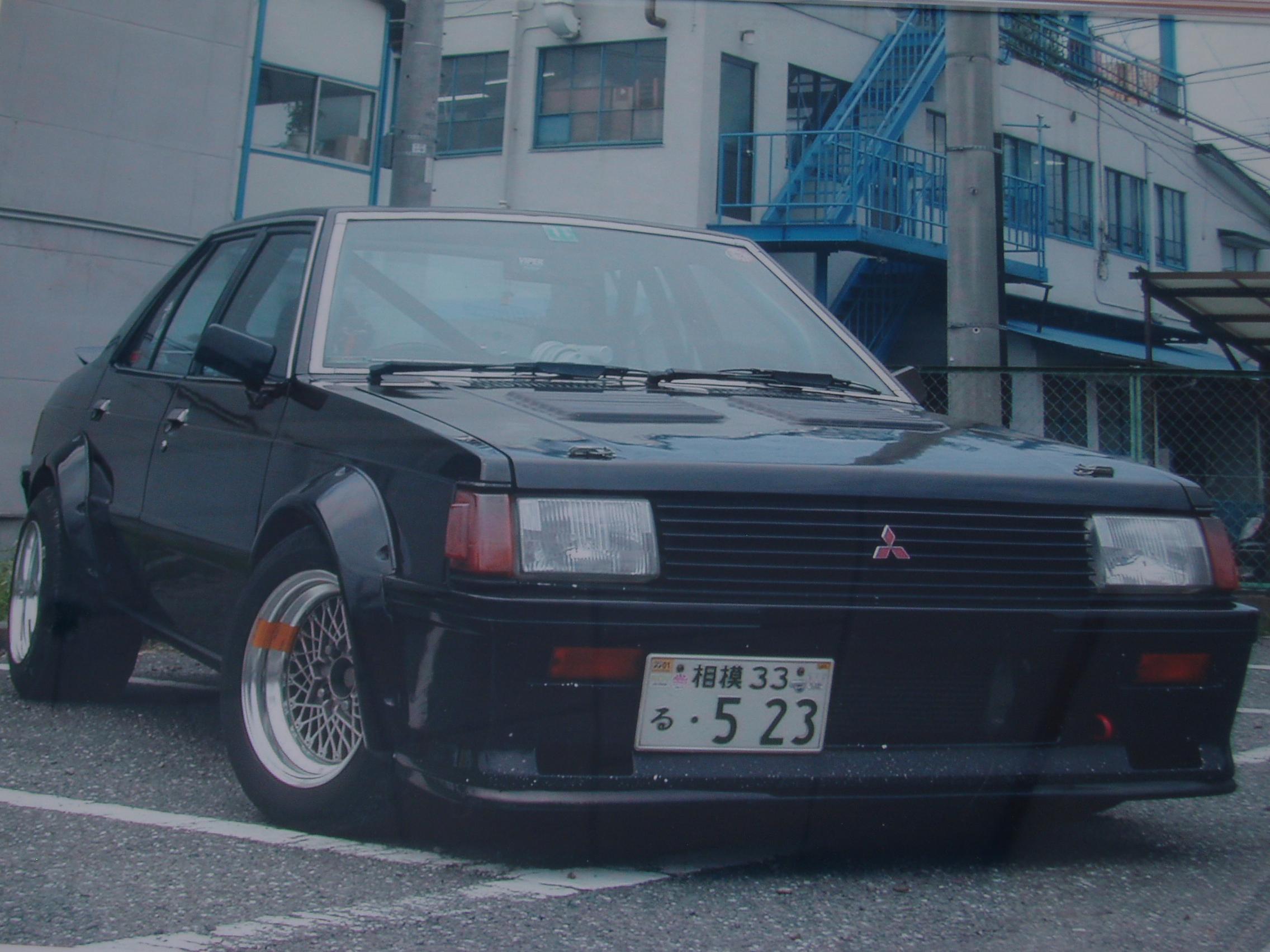 三菱 ランサーEXターボ
