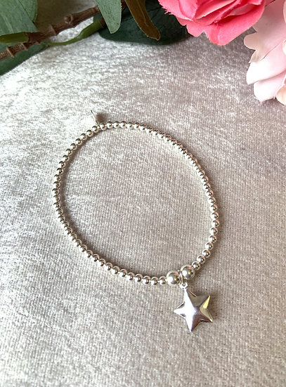 Small Star Bracelet