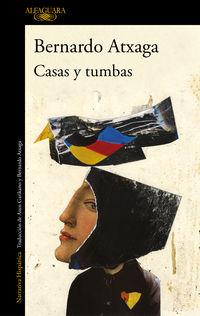 CASAS Y TUMBAS 20.9 €