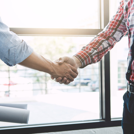 We Build Relationships That Last