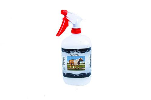Samvar 1 litro Repelente y desenredante