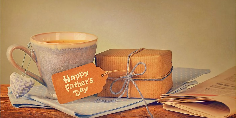 Afternoon Tea - Fathers Day