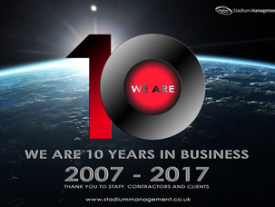 We are 10